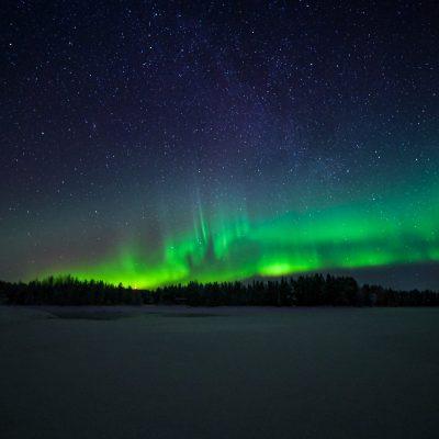 rovaniemi northern lights parpalandia